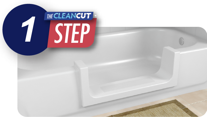 Cleancut Bath Cut Out Amp Conversion Walk In Tubs Cleancut